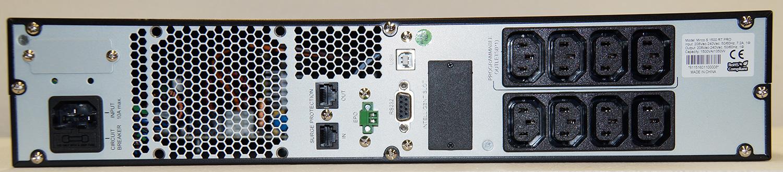 Steckplätze für USV 800-3000 VA Micro-S-1500-RT-Pro