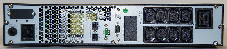 Steckplätze für USV 800-3000 VA Micro-S-3000-RT-Pro