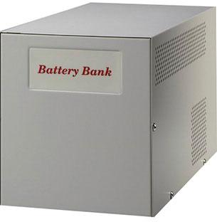 Externes Batteriekabinett für Micro-S L-Pro