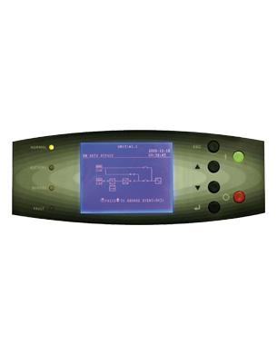USV Maxi J-D 20-120 kVA Display