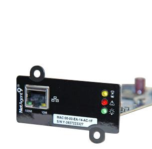 SMNP-Adapter für USV
