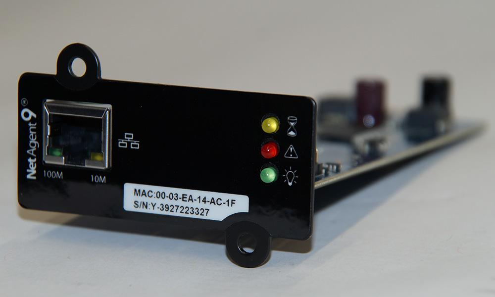 SNMP-Adapter NetAgent für USV